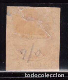 Sellos: 1860 - 1861 EDIFIL Nº 53 ( * ) - Foto 2 - 101916903