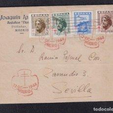 Sellos: 1948.- MADRID A SEVILLA. Lote 103607767