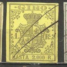 Sellos: 5856-SELLOS FISCALES ESPAÑA CLASICOS AÑO 1861 DIFERENTES TIPOS SI RESEÑADOS EN CATALOGO EDIFIL ALEMA. Lote 104194559