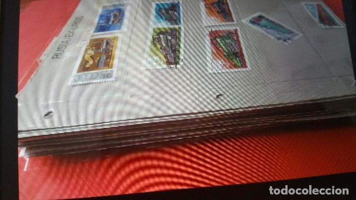 Sellos: Coleccion de sellos del mundo - Foto 4 - 105330127