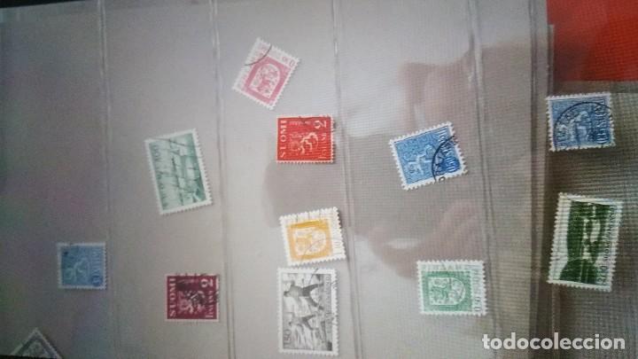 Sellos: Coleccion de sellos del mundo - Foto 5 - 105330127