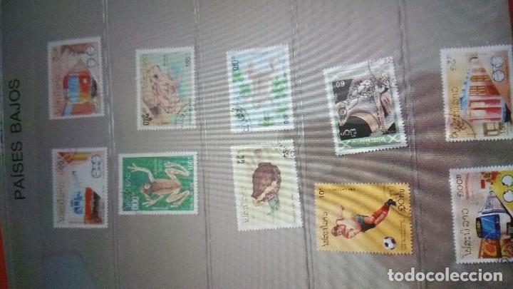Sellos: Coleccion de sellos del mundo - Foto 6 - 105330127
