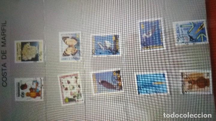 Sellos: Coleccion de sellos del mundo - Foto 7 - 105330127