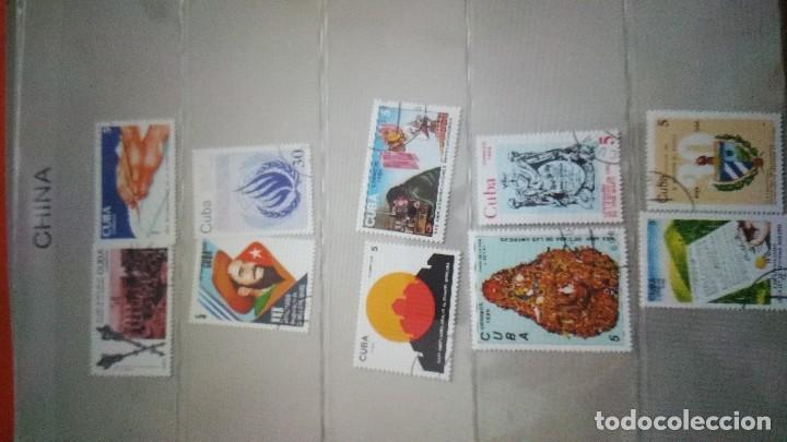 Sellos: Coleccion de sellos del mundo - Foto 8 - 105330127