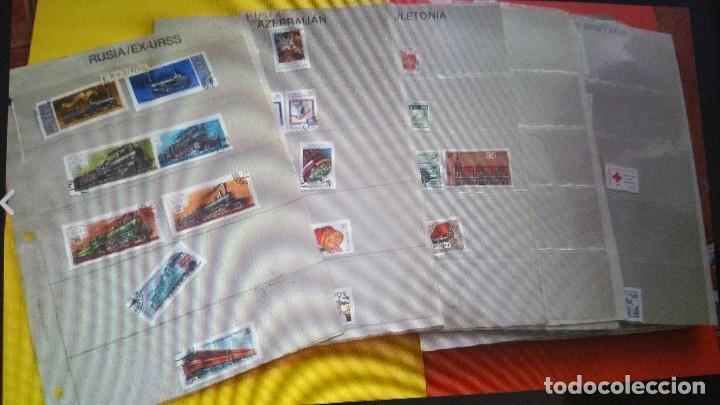 Sellos: Coleccion de sellos del mundo - Foto 9 - 105330127
