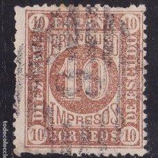 Sellos: AA12-CLÁSICOS EDIFIL 94. USADO CENTRADO. Lote 105619523