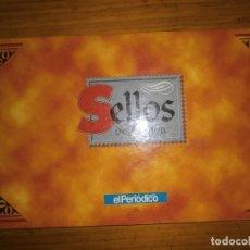 Sellos: COLECION DE SELLOS . Lote 111500647