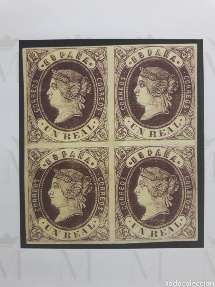 Sellos: ISABEL II Coleccion Completa 1862-65: FILATELIA CALIDAD. SELLOS CLASICOS ESPANA. OFERTA -50% - Foto 5 - 112144258
