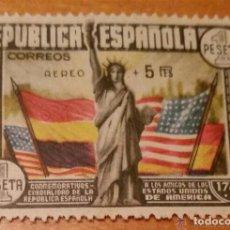 Sellos: 1938. ANIVERSARIO CONSTITUCION EEUU. EDIFIL 765. NUEVO SIN CHARNELA. PERFECTO ESTADO.. Lote 115260755