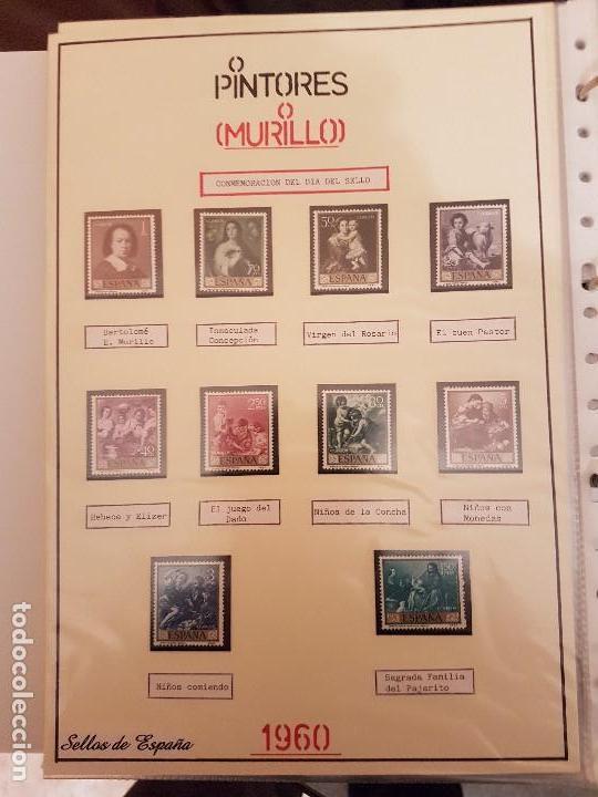 Sellos: FILATELIA.Sellos de España 1960/65 Nuevos. Leer dentro - Foto 3 - 115711887