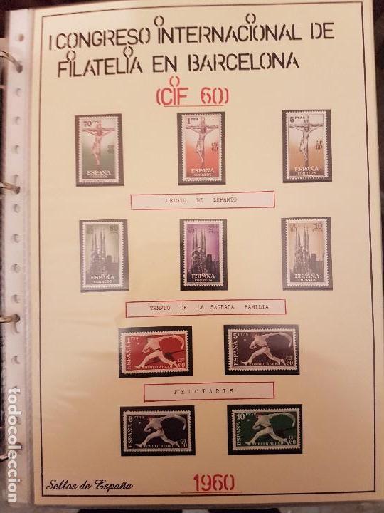Sellos: FILATELIA.Sellos de España 1960/65 Nuevos. Leer dentro - Foto 4 - 115711887