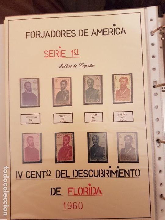 Sellos: FILATELIA.Sellos de España 1960/65 Nuevos. Leer dentro - Foto 5 - 115711887