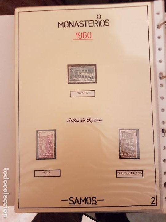 Sellos: FILATELIA.Sellos de España 1960/65 Nuevos. Leer dentro - Foto 7 - 115711887