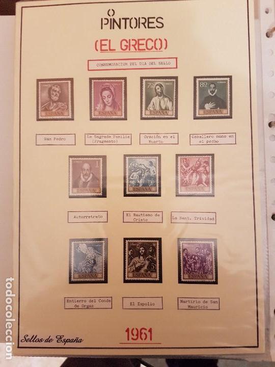 Sellos: FILATELIA.Sellos de España 1960/65 Nuevos. Leer dentro - Foto 13 - 115711887