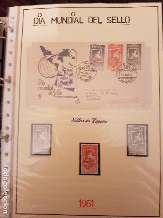 Sellos: FILATELIA.Sellos de España 1960/65 Nuevos. Leer dentro - Foto 14 - 115711887