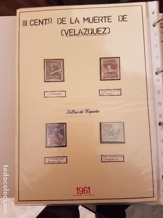 Sellos: FILATELIA.Sellos de España 1960/65 Nuevos. Leer dentro - Foto 15 - 115711887