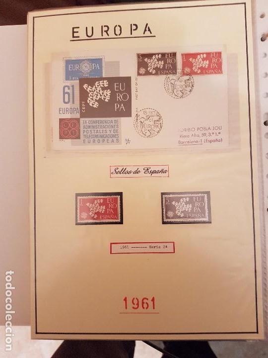Sellos: FILATELIA.Sellos de España 1960/65 Nuevos. Leer dentro - Foto 18 - 115711887