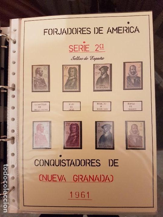 Sellos: FILATELIA.Sellos de España 1960/65 Nuevos. Leer dentro - Foto 20 - 115711887