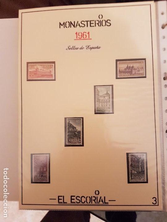 Sellos: FILATELIA.Sellos de España 1960/65 Nuevos. Leer dentro - Foto 21 - 115711887