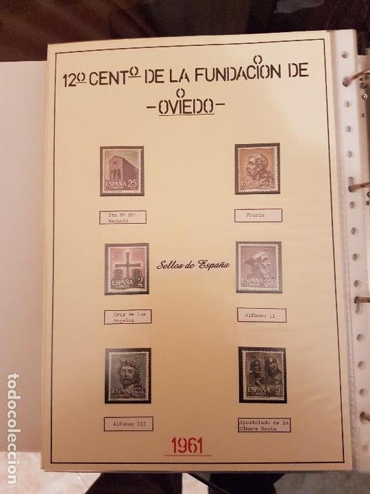 Sellos: FILATELIA.Sellos de España 1960/65 Nuevos. Leer dentro - Foto 23 - 115711887