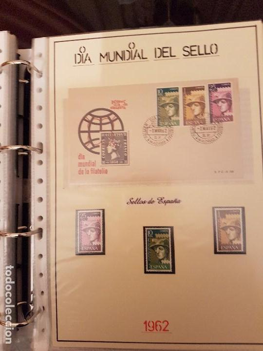 Sellos: FILATELIA.Sellos de España 1960/65 Nuevos. Leer dentro - Foto 28 - 115711887