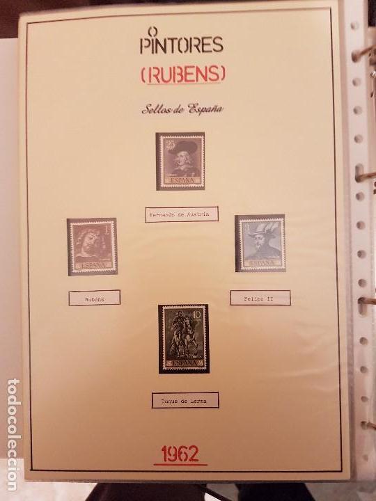Sellos: FILATELIA.Sellos de España 1960/65 Nuevos. Leer dentro - Foto 29 - 115711887