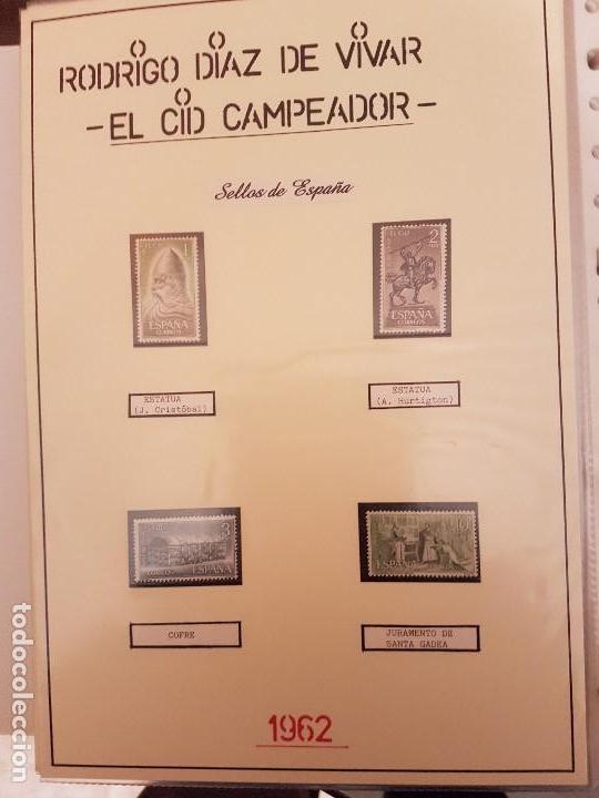 Sellos: FILATELIA.Sellos de España 1960/65 Nuevos. Leer dentro - Foto 31 - 115711887