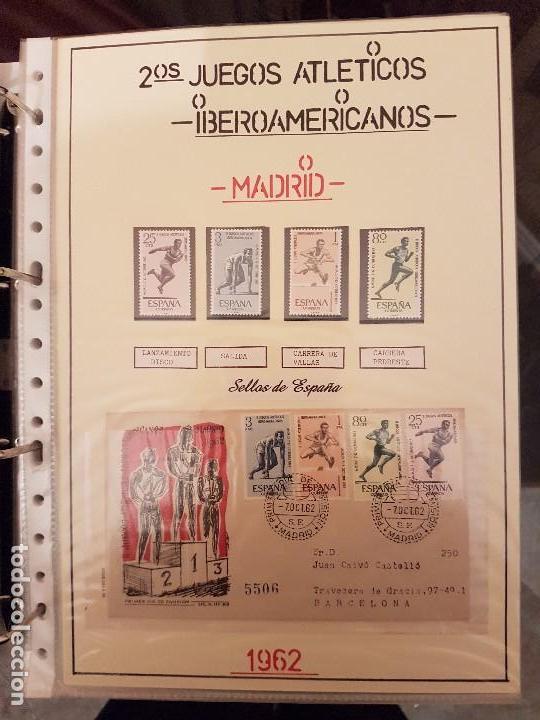 Sellos: FILATELIA.Sellos de España 1960/65 Nuevos. Leer dentro - Foto 32 - 115711887