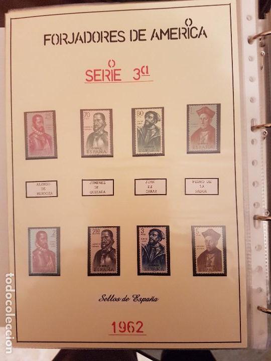 Sellos: FILATELIA.Sellos de España 1960/65 Nuevos. Leer dentro - Foto 33 - 115711887