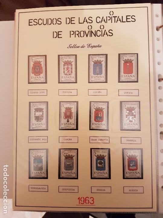 Sellos: FILATELIA.Sellos de España 1960/65 Nuevos. Leer dentro - Foto 37 - 115711887