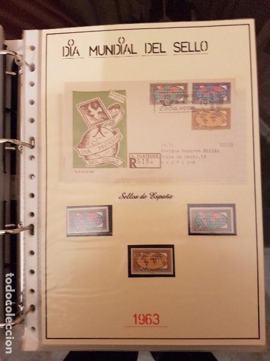 Sellos: FILATELIA.Sellos de España 1960/65 Nuevos. Leer dentro - Foto 40 - 115711887