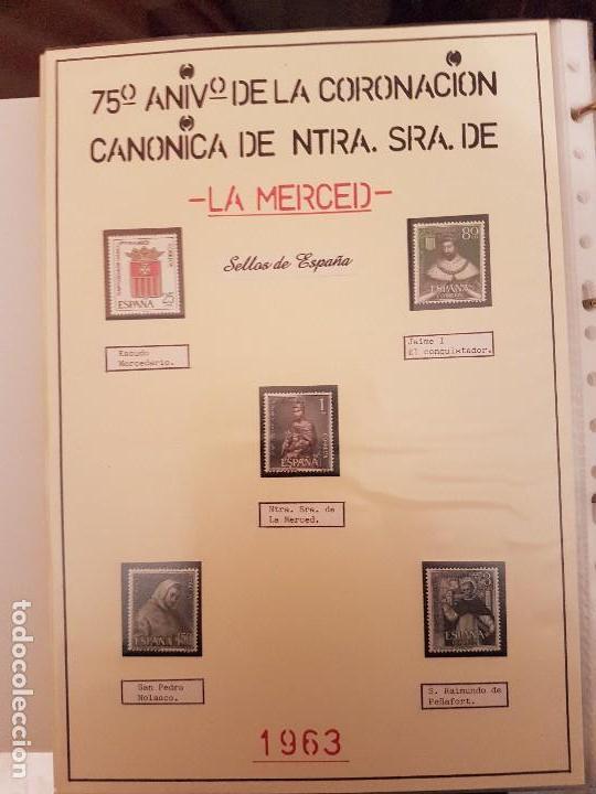 Sellos: FILATELIA.Sellos de España 1960/65 Nuevos. Leer dentro - Foto 43 - 115711887
