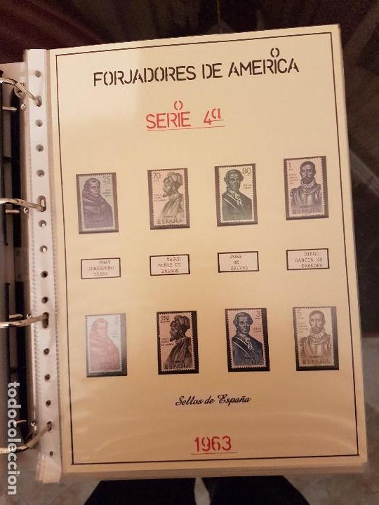 Sellos: FILATELIA.Sellos de España 1960/65 Nuevos. Leer dentro - Foto 46 - 115711887