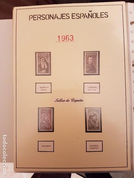 Sellos: FILATELIA.Sellos de España 1960/65 Nuevos. Leer dentro - Foto 47 - 115711887