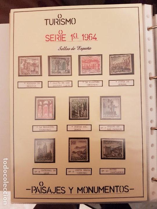 Sellos: FILATELIA.Sellos de España 1960/65 Nuevos. Leer dentro - Foto 49 - 115711887