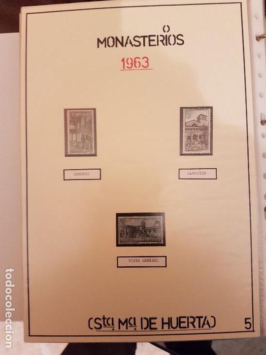 Sellos: FILATELIA.Sellos de España 1960/65 Nuevos. Leer dentro - Foto 51 - 115711887
