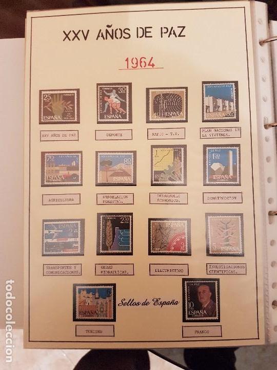 Sellos: FILATELIA.Sellos de España 1960/65 Nuevos. Leer dentro - Foto 53 - 115711887
