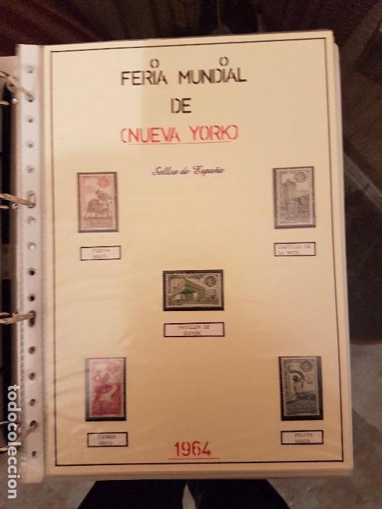Sellos: FILATELIA.Sellos de España 1960/65 Nuevos. Leer dentro - Foto 54 - 115711887