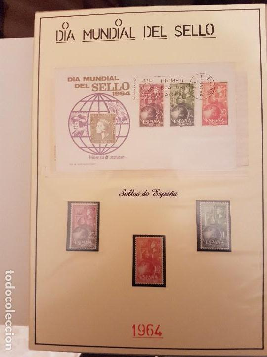 Sellos: FILATELIA.Sellos de España 1960/65 Nuevos. Leer dentro - Foto 55 - 115711887