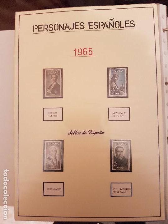 Sellos: FILATELIA.Sellos de España 1960/65 Nuevos. Leer dentro - Foto 63 - 115711887