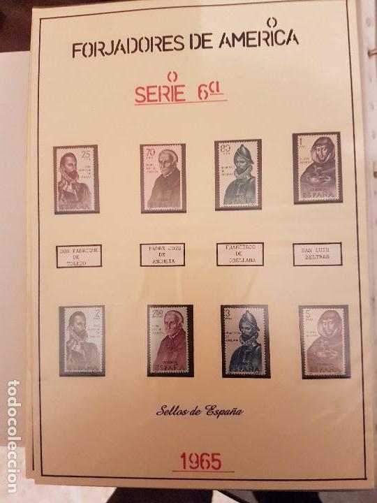 Sellos: FILATELIA.Sellos de España 1960/65 Nuevos. Leer dentro - Foto 67 - 115711887