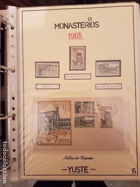 Sellos: FILATELIA.Sellos de España 1960/65 Nuevos. Leer dentro - Foto 68 - 115711887