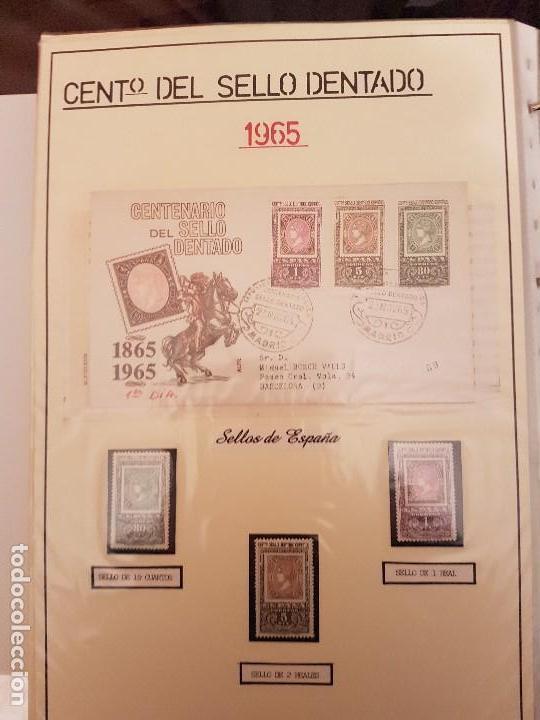 Sellos: FILATELIA.Sellos de España 1960/65 Nuevos. Leer dentro - Foto 69 - 115711887