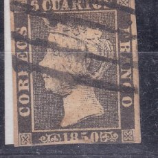 Sellos: CL8-20-CLÁSICOS EDIFIL 1. MATASELLOS PARRILLA MADRID . Lote 118678559