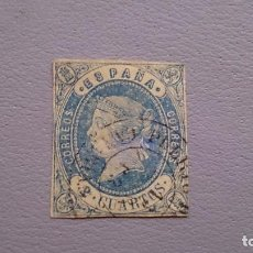 Sellos: ESPAÑA - 1862 - ISABEL II - EDIFIL 57.. Lote 122982871