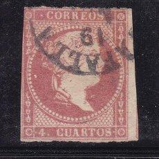 Sellos: VV27-CLÁSICOS EDIFIL 48 USADO TAFALLA NAVARRA . Lote 133913870