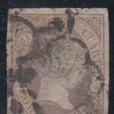 Sellos: ESPAÑA, 1851 EDIFIL Nº 7. Lote 137666222