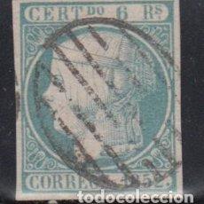 Stamps - ESPAÑA, 1852 EDIFIL Nº 16 - 137666646