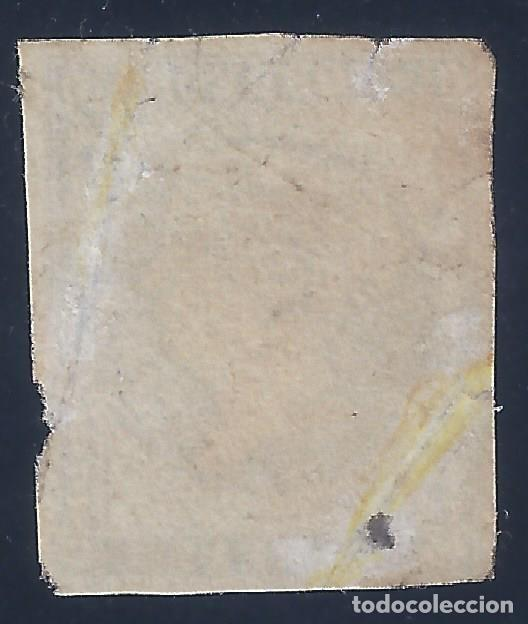 Sellos: EDIFIL 49 ISABEL II. AÑO 1855. PAPEL SIN FILIGRANA. VALOR CATÁLOGO; 34 €. - Foto 2 - 138823118