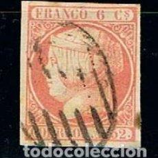 Sellos: EDIFIL Nº 12, ISABEL II, USADO, BUENOS MARGENES MAYTASELLO PARRILLA. Lote 145097498